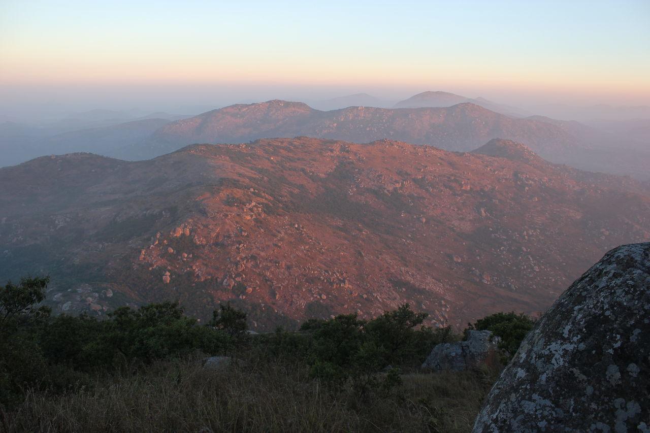 Beautiful stock photos of sunrise, , Beauty In Nature, Fog, Horizon Over Land