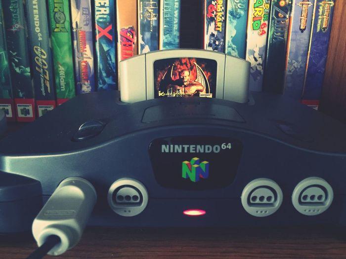 Nintendo Nintendo 64 Killer Instinct