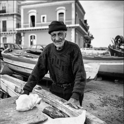 The Fisherman Sicily Sicilia Siciliabedda Sicily ❤️❤️❤️ Sicilians Sicilia_nel_sangue Catania Acitrezza  Fisherman Mamiya Analogue Photography Analog Filmcamera Film Photography Filmisnotdead Fujifilm AcroS
