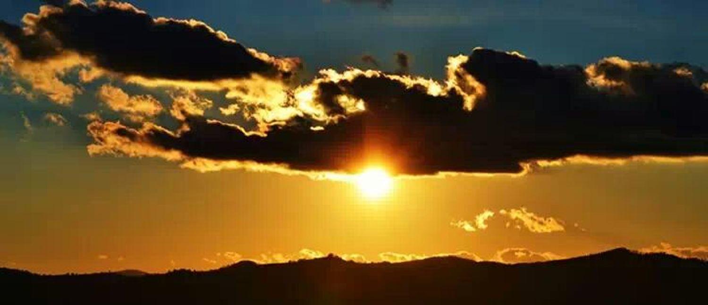 Senza fiato Umbria Visitgubbio Sunset_collection Photooftheday