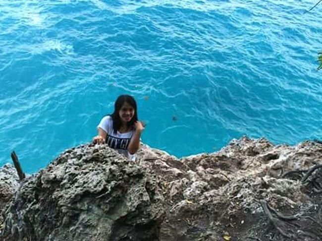 Calm as the sea. 😁