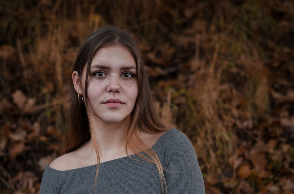 Autumn days. Autumn Autumn Colors Available Light Photography Brown Fall Freckles Natural Light Nature Outdoors Portrait Young Woman