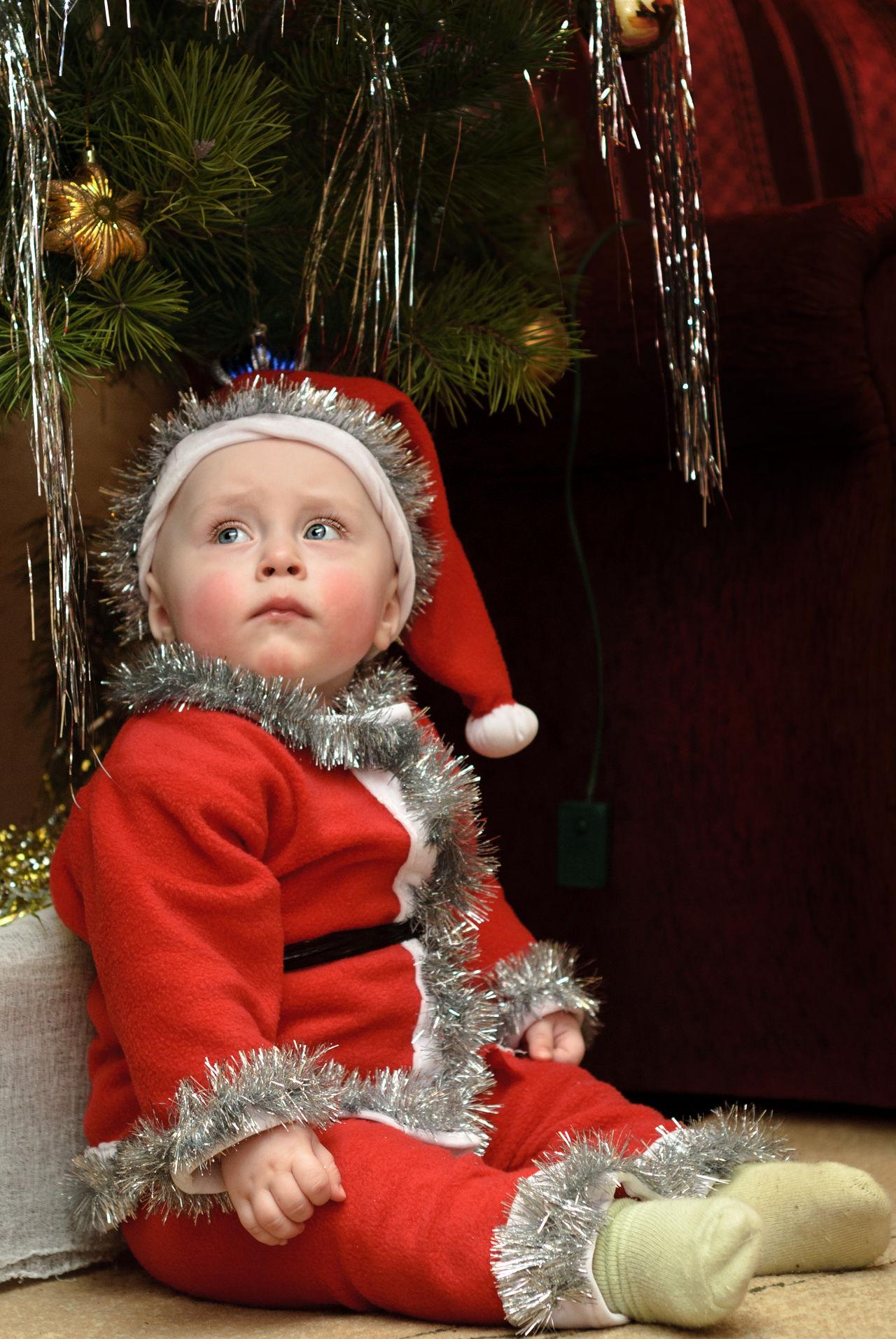 Beautiful stock photos of santa claus, Baby Boys, Babyhood, Celebration, Celebration Event