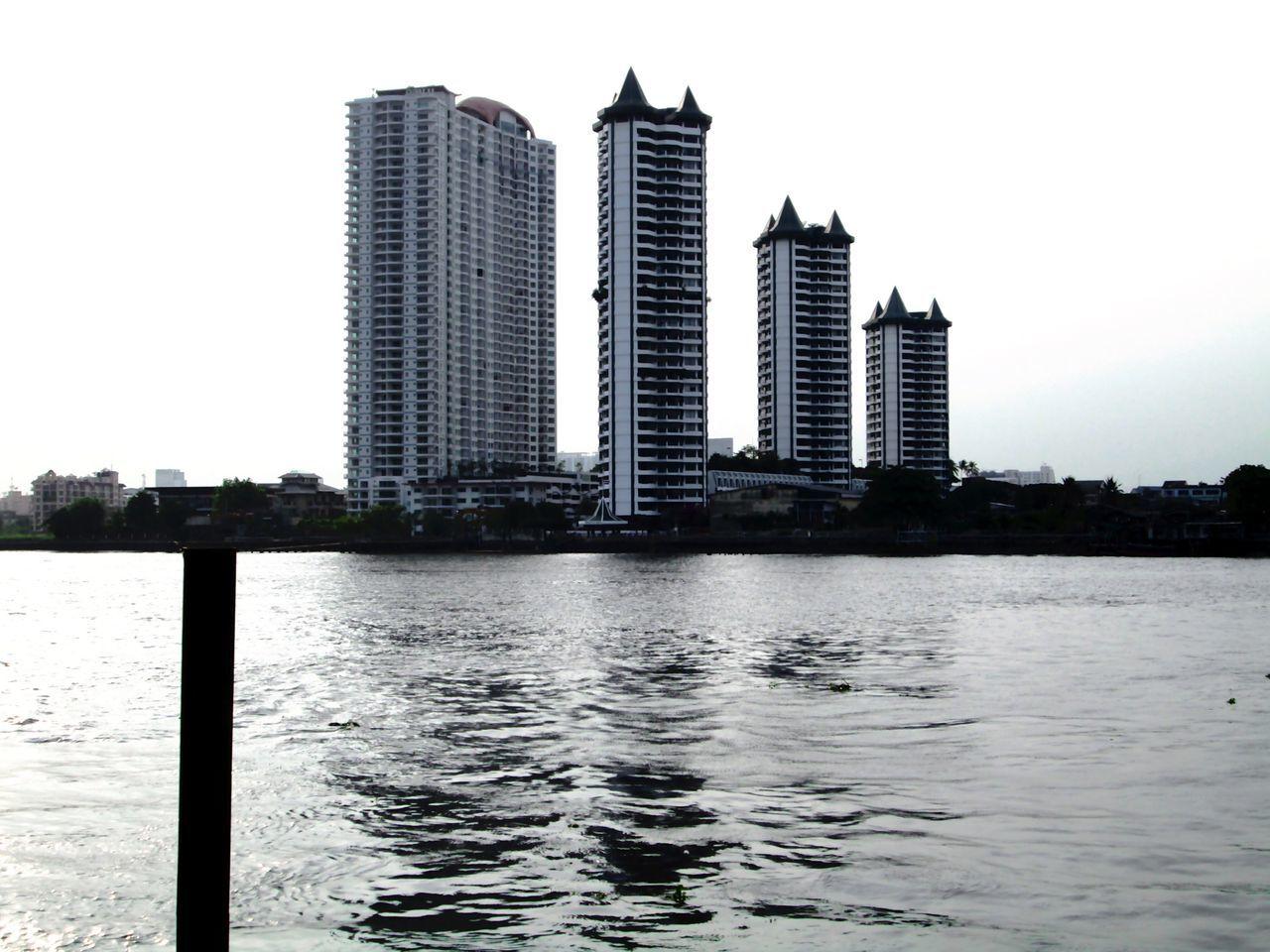 Sawasdee World. Chao Phaya River Thailand_allshots Photo Of The Day.r .