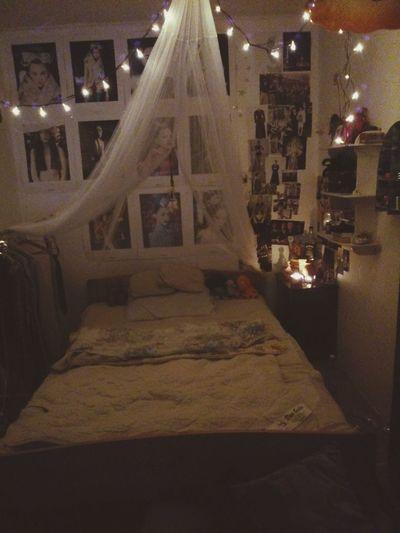 Night Lights Alone Bed