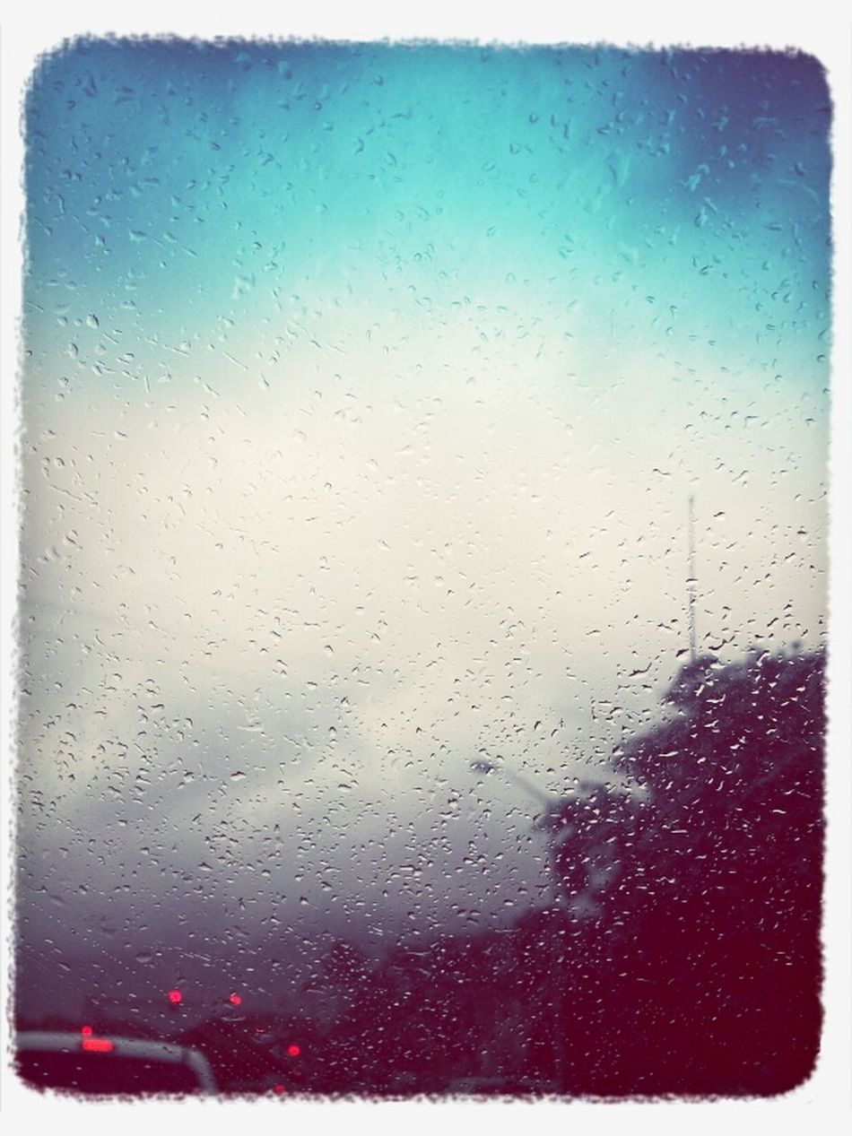 Vanilla Rain.