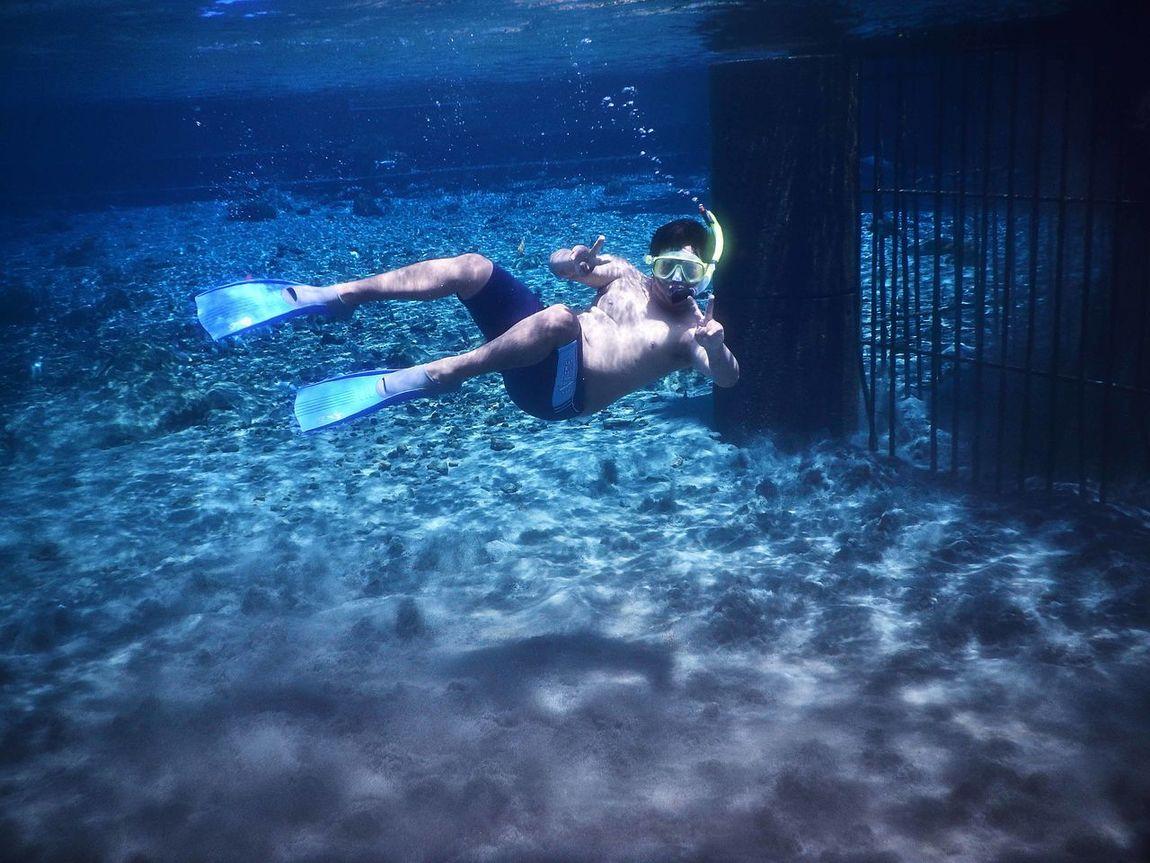 Underwater Yogyakarta Klaten Fun