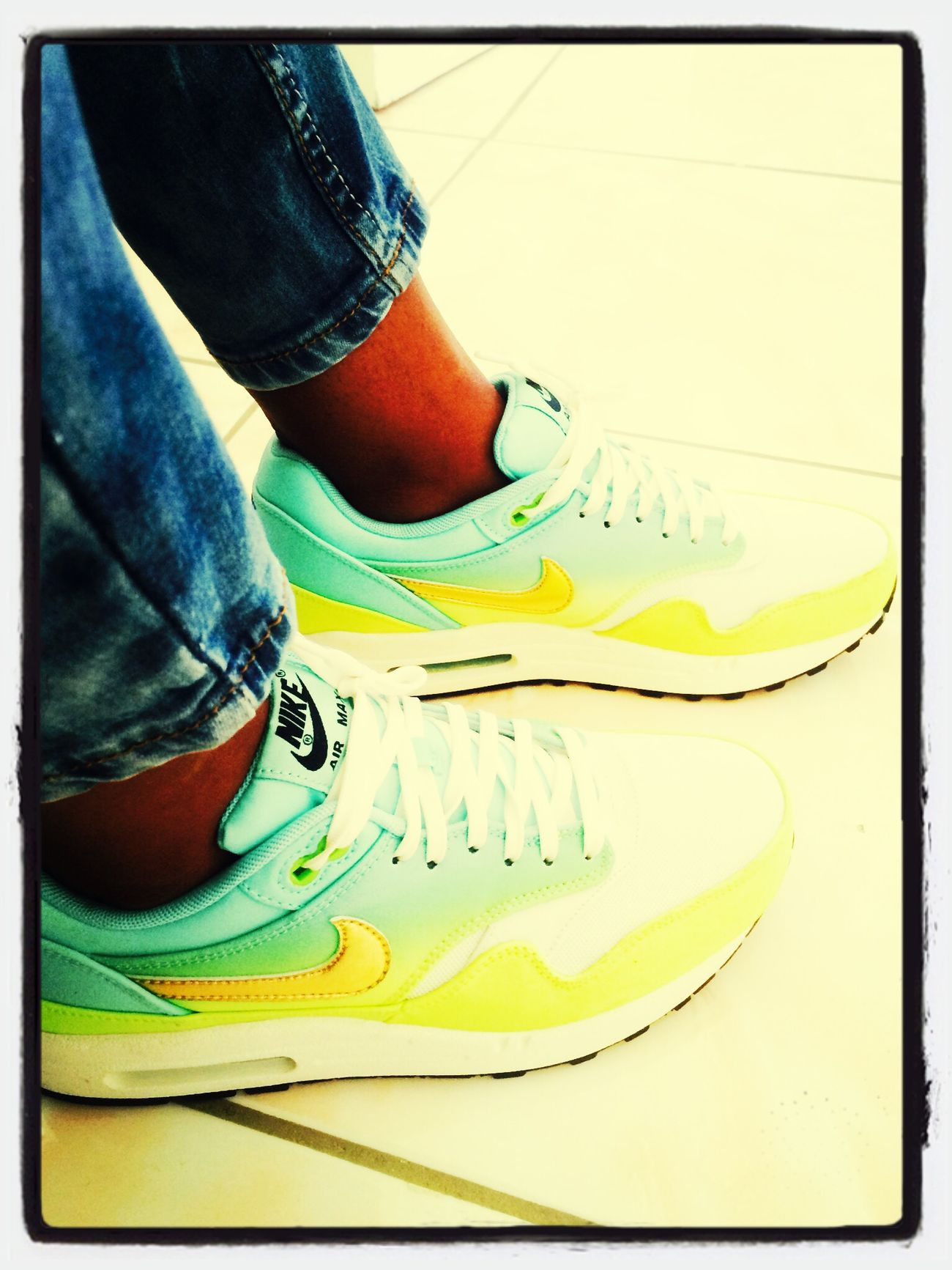 Airmax1 Anklegrazers Cotton On spring is here!!