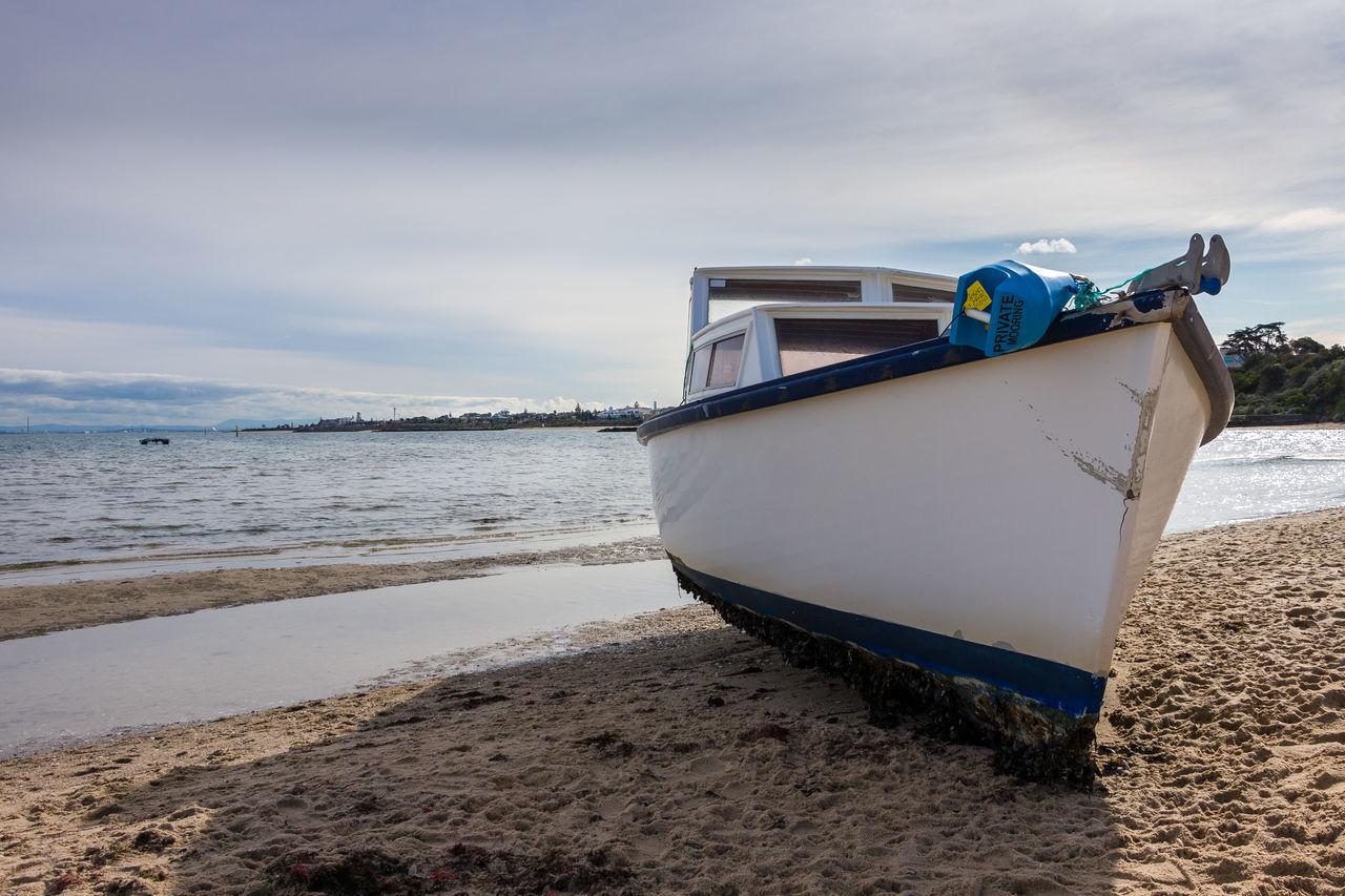 Beautiful stock photos of australia, Australia, Beach, Boat, Cloud - Sky