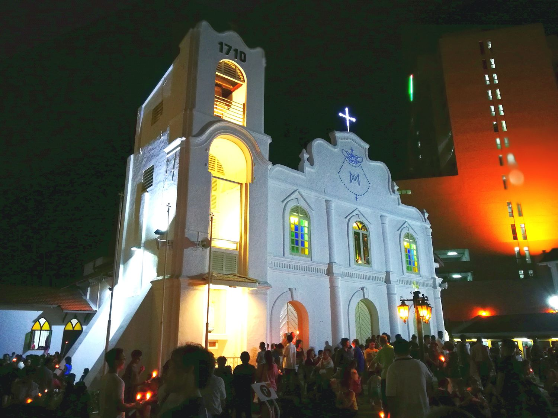 GoodFriday  Mass Melaka Malaysia The World Heritage Church EyeEm Eyeem Photography