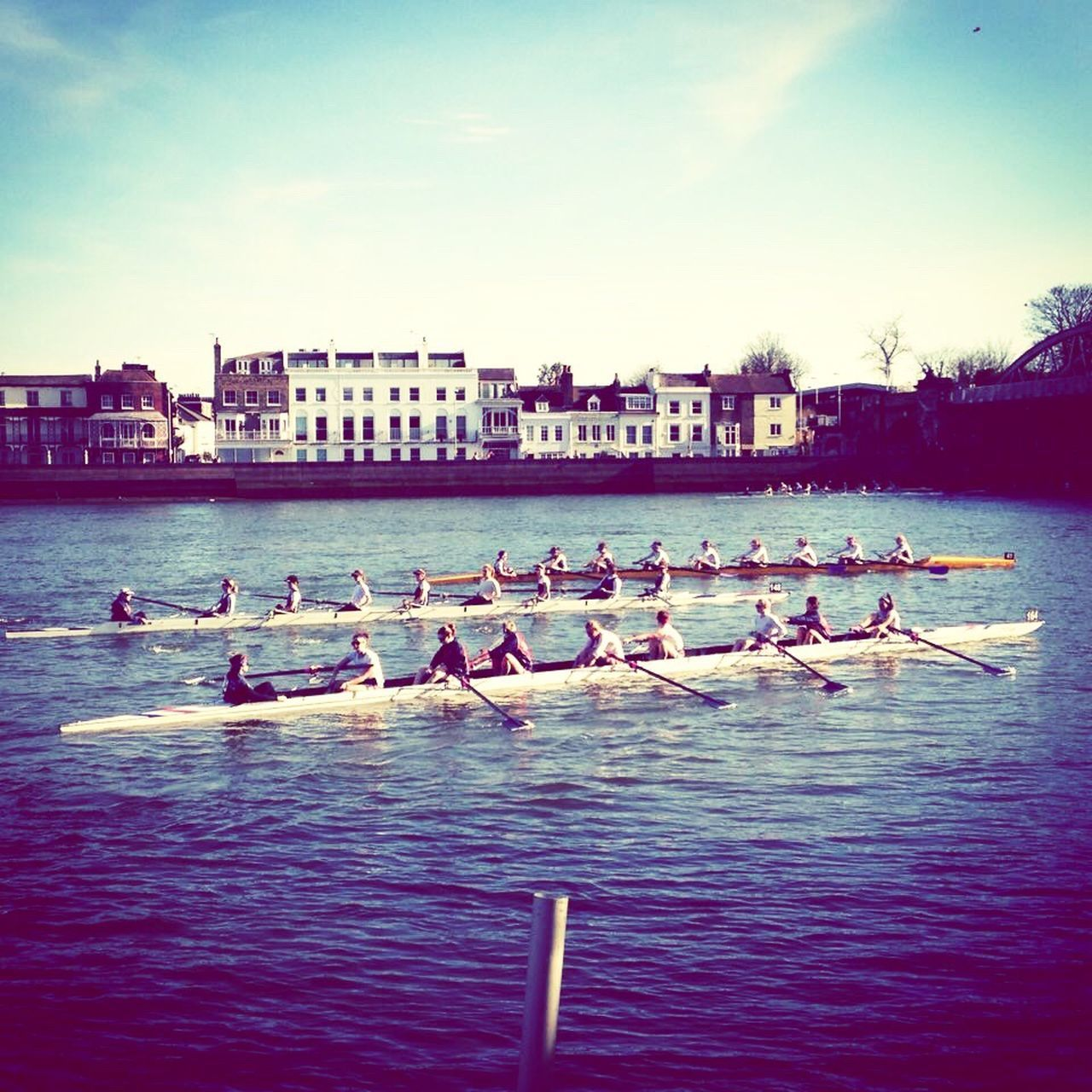 Rowing Rowingboat Rowing Team Rowingispassion Club Girls Rowing Race Thamesriver Women's Head Of The River