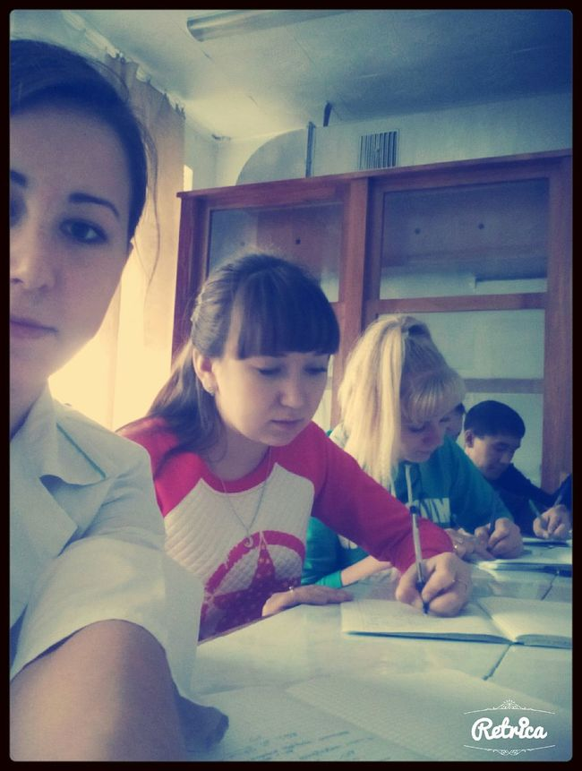 RePicture Learning на паре угавм Studying