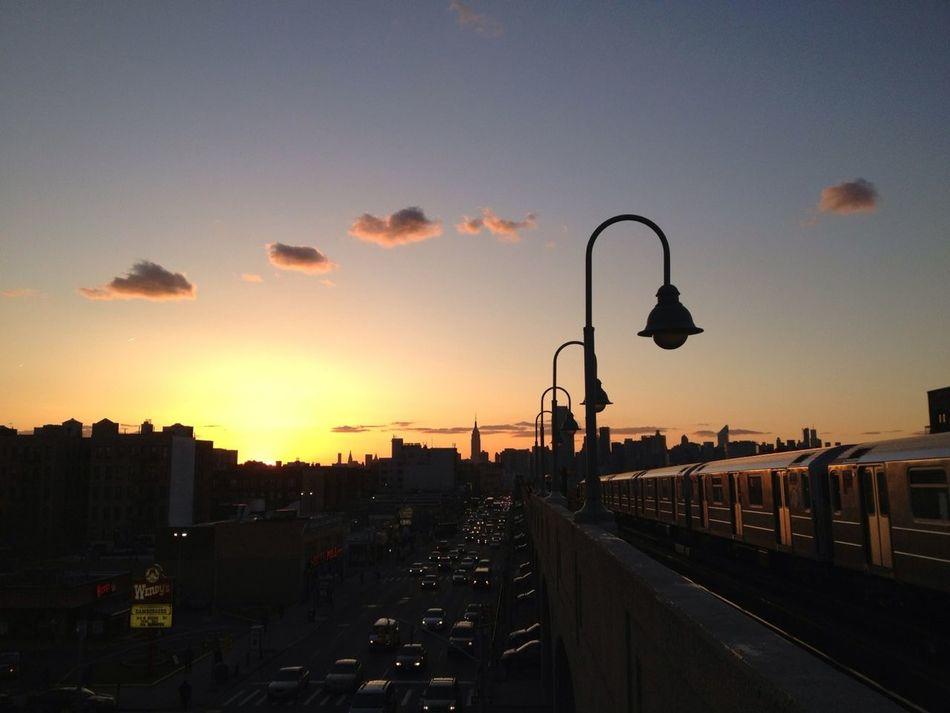 Sunset Gazing