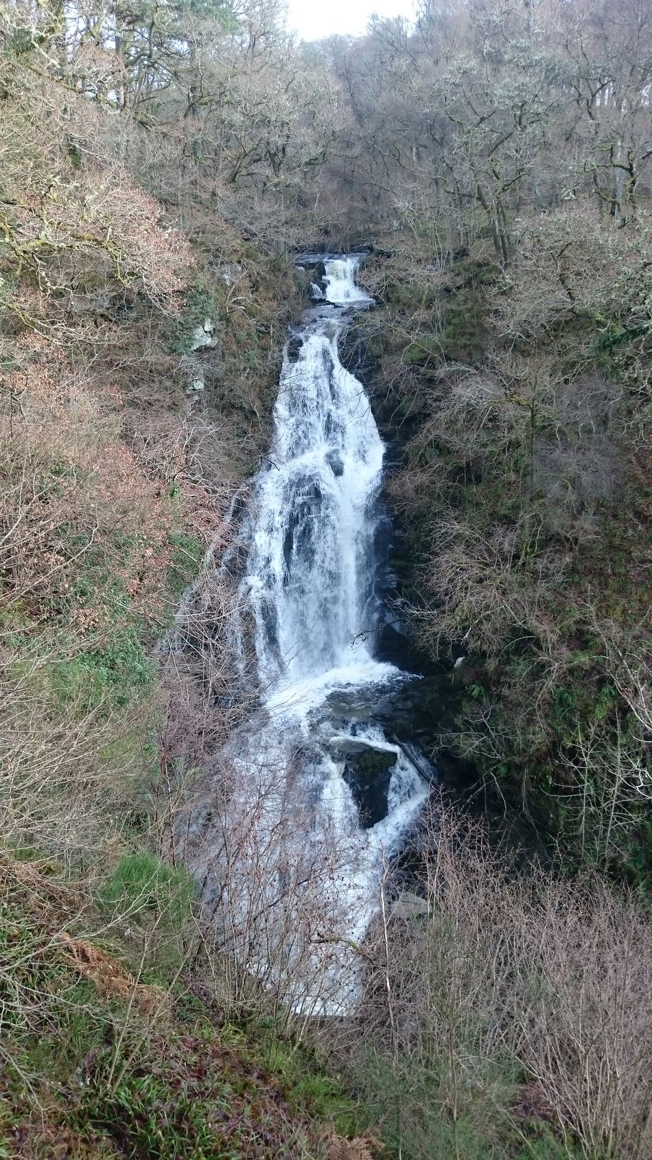 Black Spout Waterfall Pitlochry Scotland Waterfall Walking Taking Photos Nature Cold Days Eye Em Scotland Eyem Nature Lovers