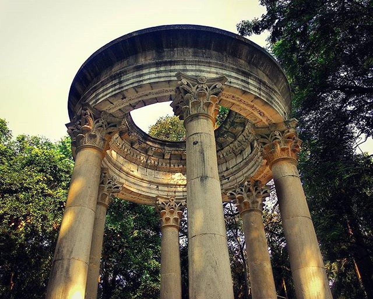 The circle of life! Circleoflife Ancient Historical Heritage Architecture Structure Pillars Ranibaug Ig_Mumbai Ig_maharashtra Ig_india Ig_worldclub Repostingindia Indian_photographers India_gram Igers Igersoftheday Asus Zenfone Zenfoneglobal Asusglobal Seewhatotherscantsee Indiaunseen Incredibleindiaofficial _soi _soimumbai instagram