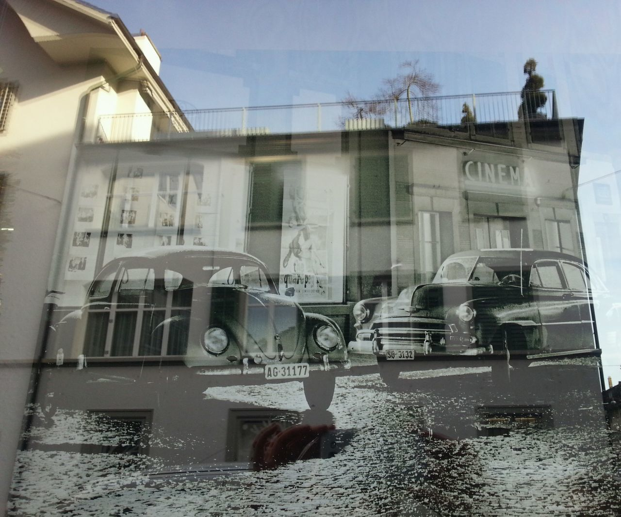 no editing Zofingen Architecture Reflection