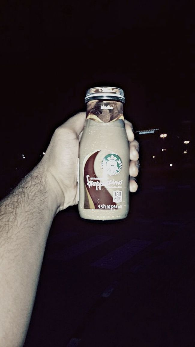 تصويري  Drinking Starbucks s