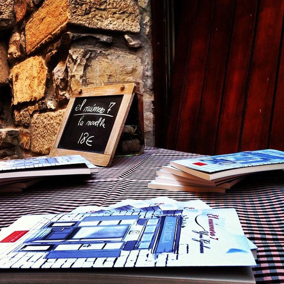 #elnumero7 a #conesa #llibres Llibres Conesa Elnumero7