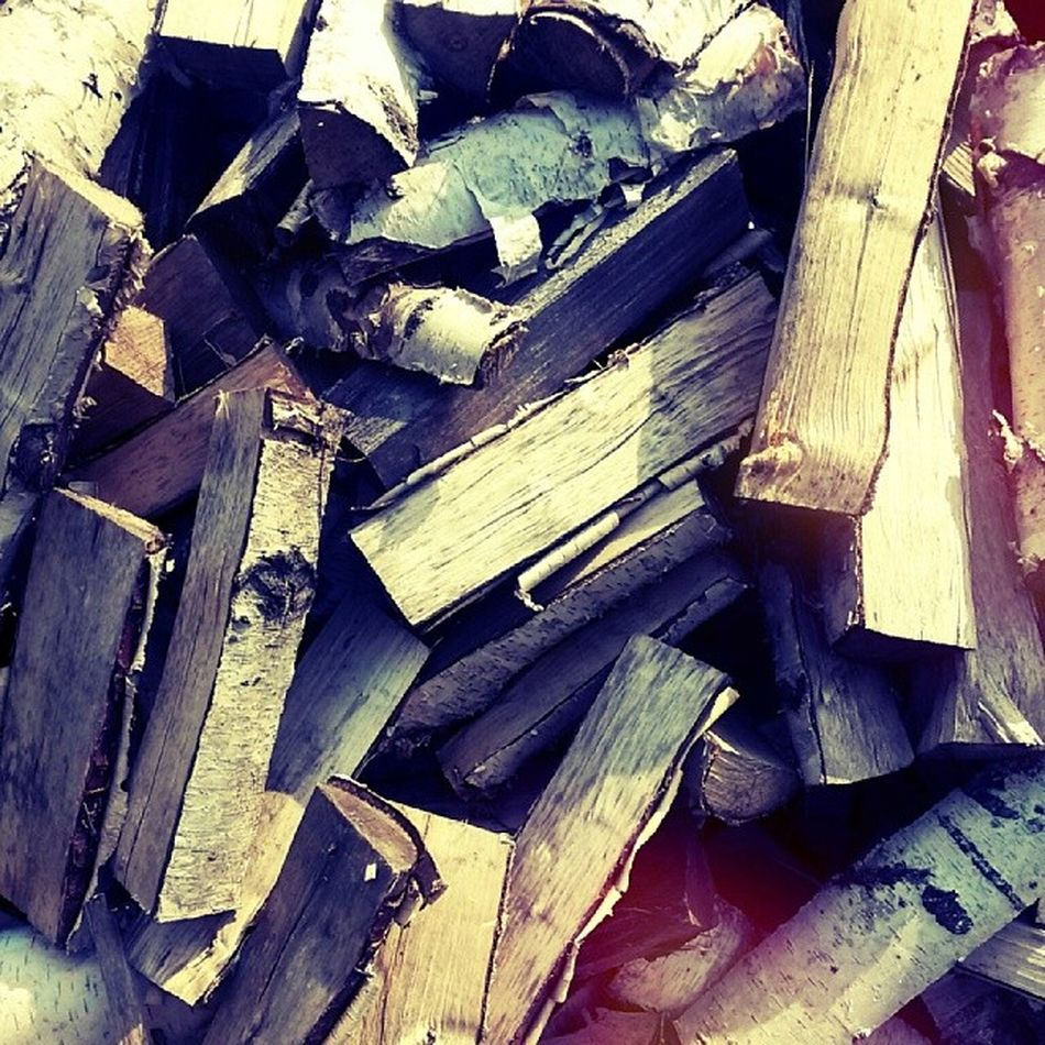 Прост береза дрова