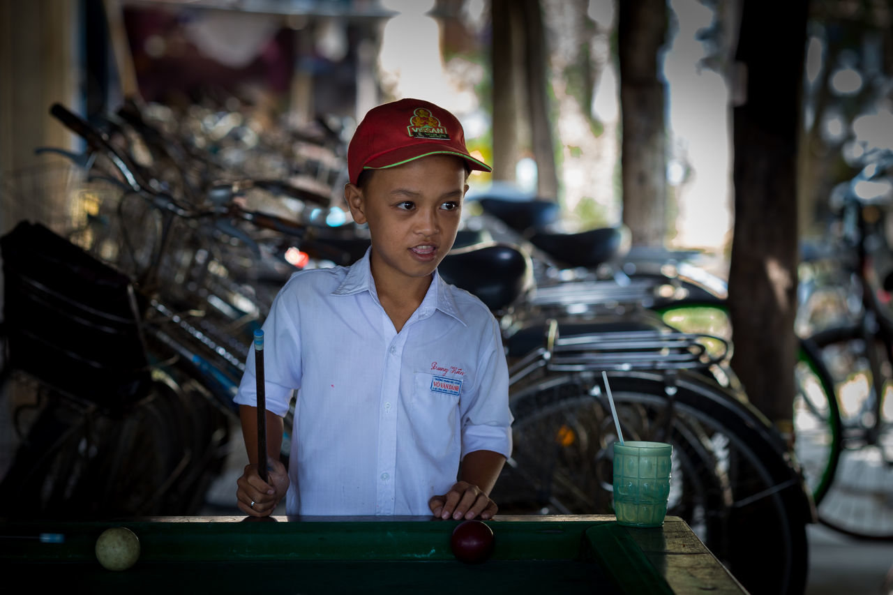 Billard time Afterschool  Billard Boy Boys Funny Game Good Times Leisure Activity Mekong Mekong River Playing Portrait Smiling Teenager Vietnam Vietnamese