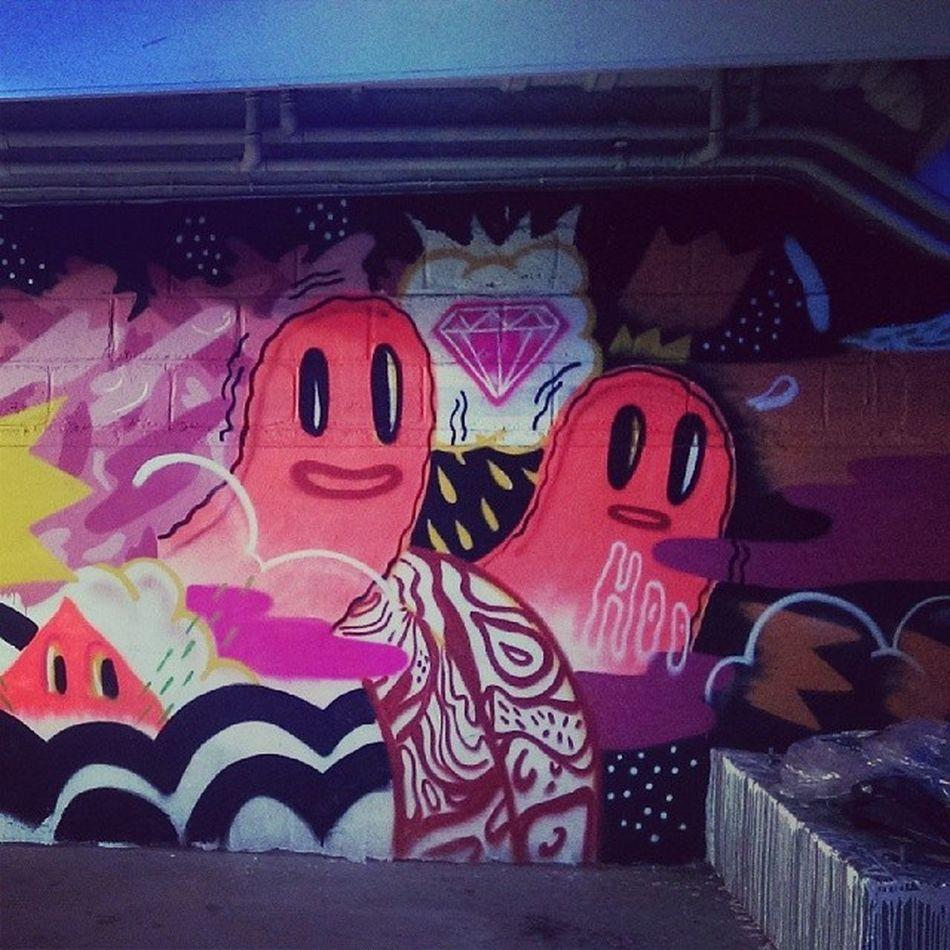 Streetart Paris Art Manufacture111