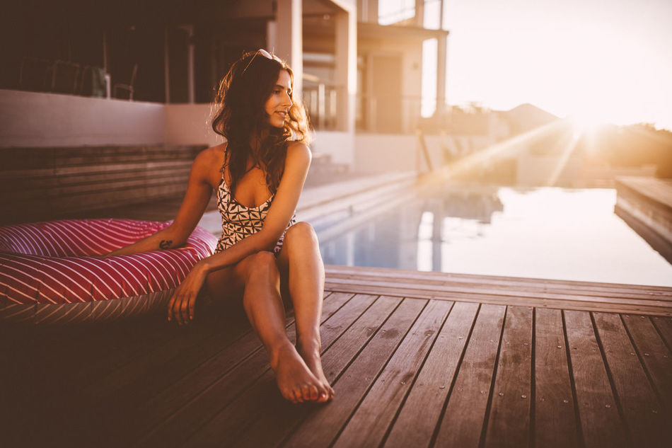 Beautiful stock photos of schwimmen,  20-24 Years,  Adult,  Adults Only,  Architecture