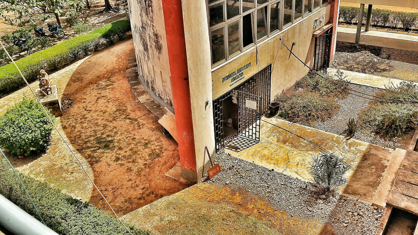 Building Architecture Architecture_bw Place My Happy Place  ABU Zaria Zaria Nigeria