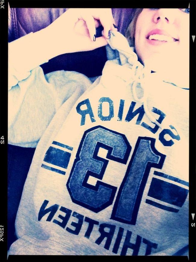 Senior Sweatshirt, Class Of 2013