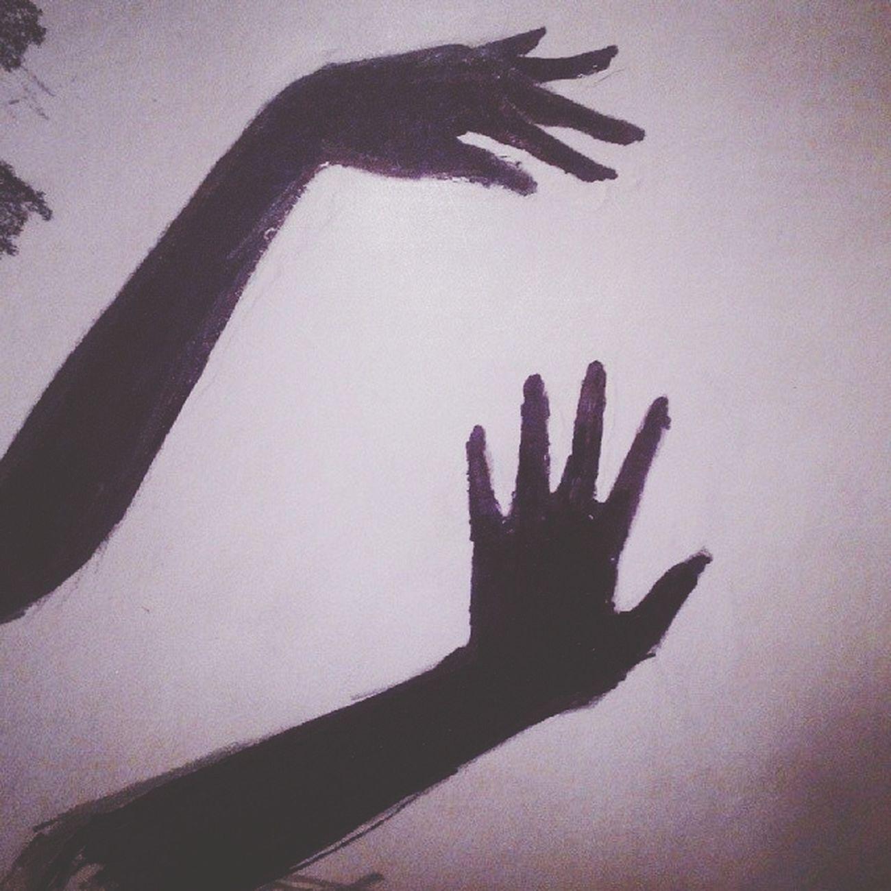 My Draw ♥ Hi! Hello World Hand