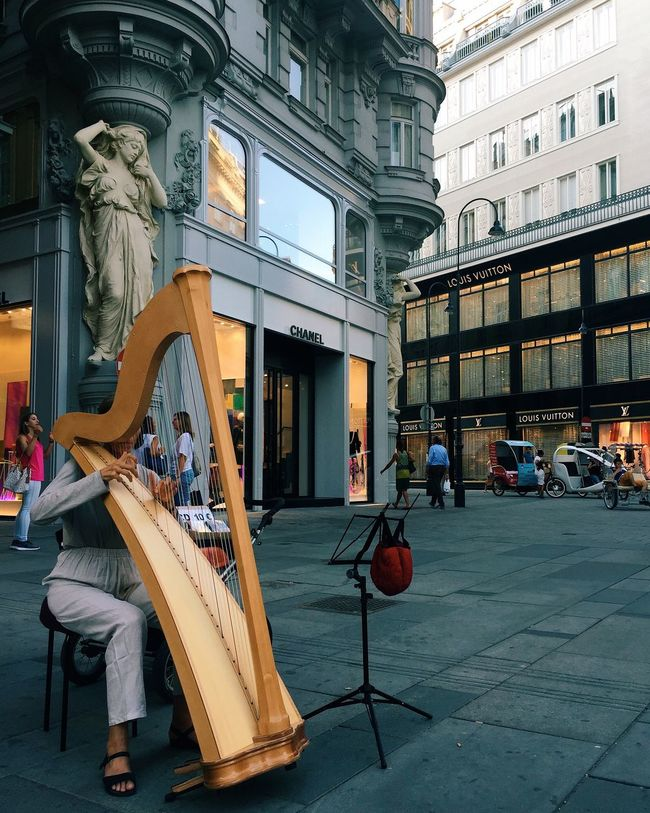 Golden Quartiers Vscocam Streetphotography Music