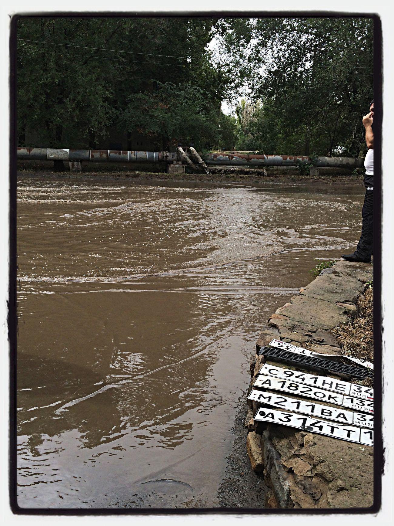 На Дерибасовской хорошая погода или на Кирова опять идут дожди.. после потопа лужи волжский