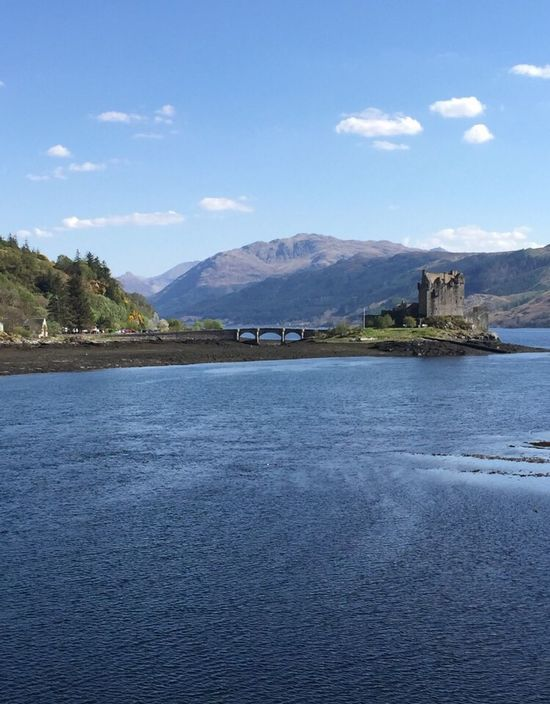 IPhoneography Iphoneonly Scotland Scotland 💕 Castle Old Castle History History Through The Lens  History Architecture Eilean Donan Eilean Donan Castle Eileandonancastle Loch  Kyle Of Lochalsh
