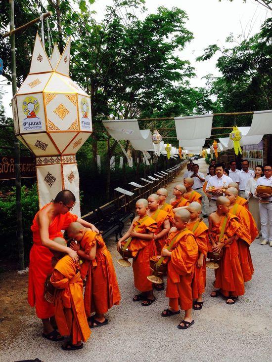 สามเณรปลูกปัญญาธรรม ปี ๓ TrueLittleMonk Buddhism