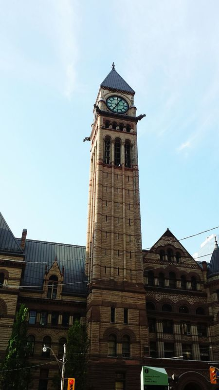 Downtown Toronto Old Buildings City View  Sightseeing Historical Building Architecture Historical Sights My Travels