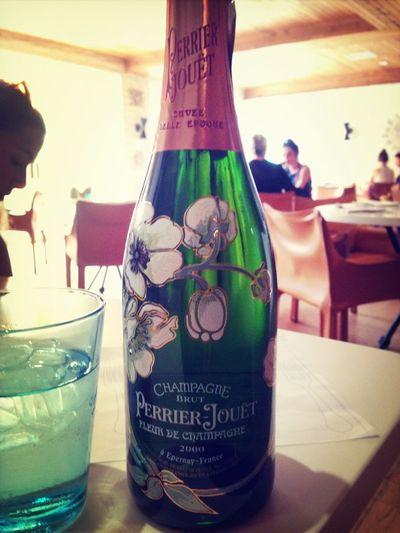 Joa's Bachelorette Weekend Yellow Bottle Sipping