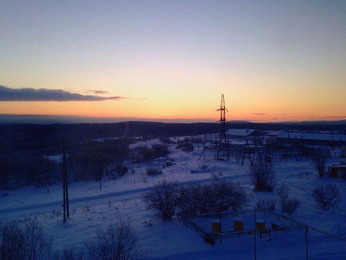 Snow Russia Cold Skyporn