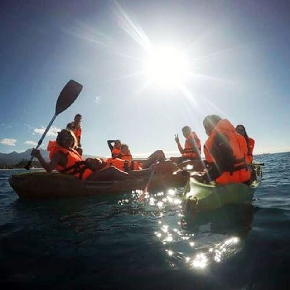 Kayaking Kayak First Morong Watersports Egsmrk Iamlimitless2015 Qcamemories Ianoverload