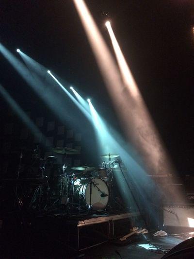Concert Misique Electronic Music Shots EZ3kiel