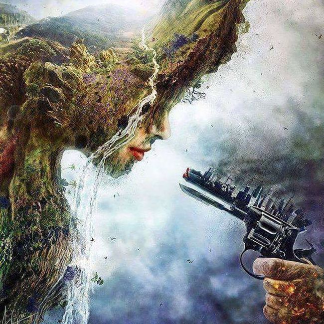 Global Warming Killing Nature EyeEm Gallery Cityscapes Destroy Life Mothernature Help Behuman Humans LoveNature HUMANITY Killer We Are The World The World Irony Simbolism  Metaphors Life Story Save The World Save The Nature Save The Planet Save The Earth