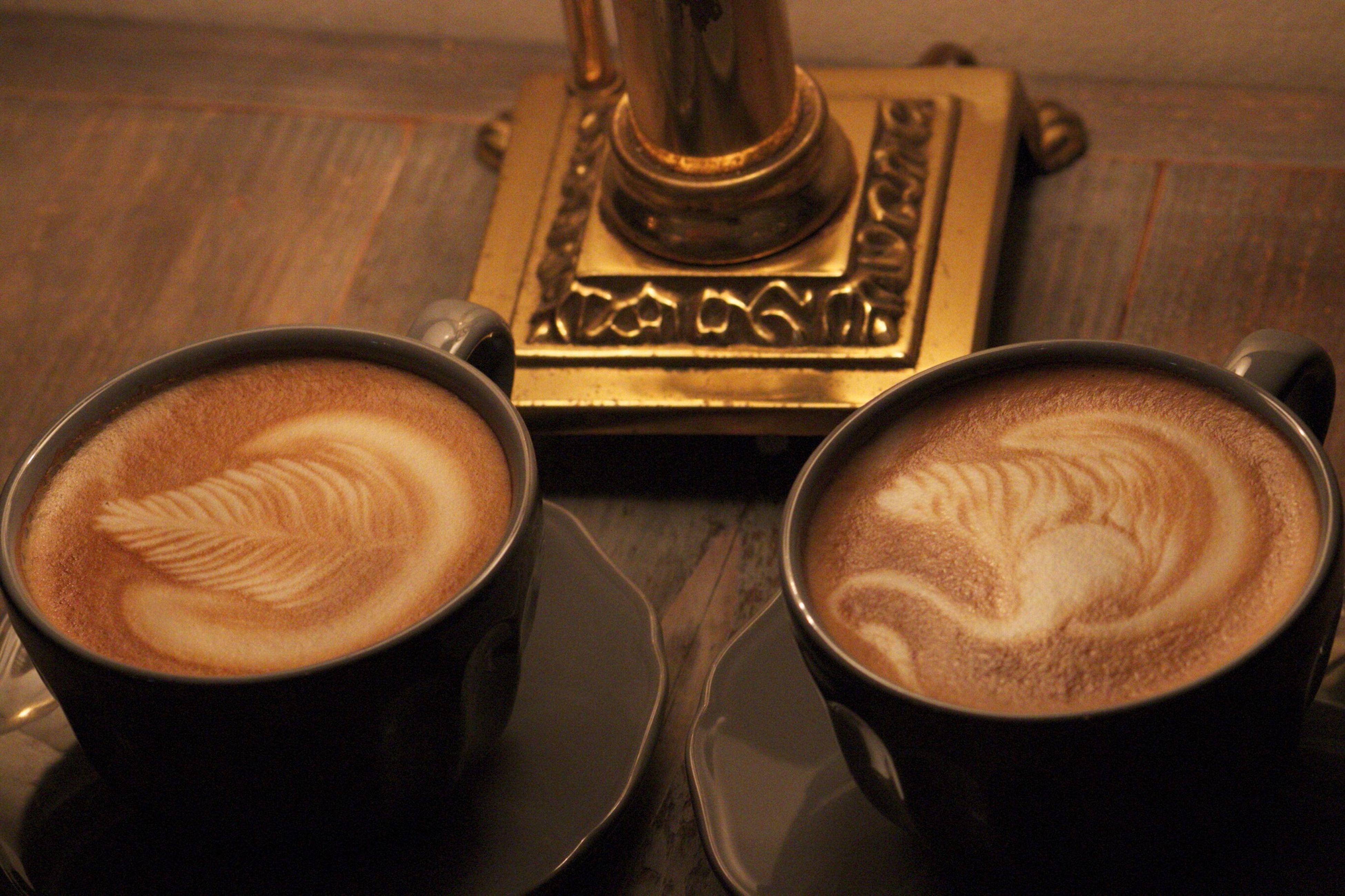 Coffee Latte Cafe Cafe Time Sol Familia