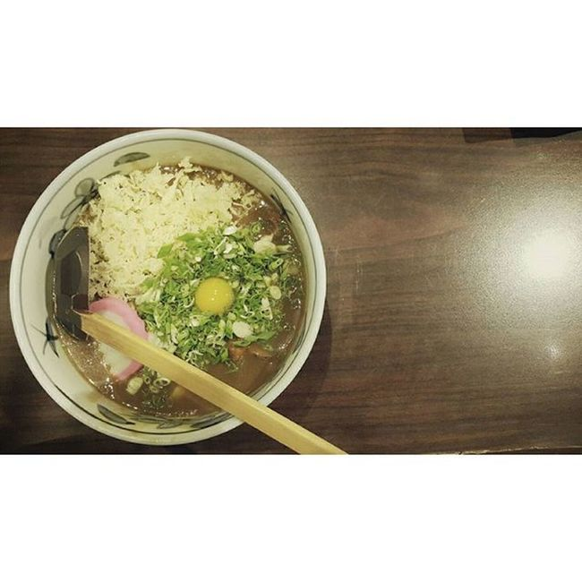 Curry Udon อุด้งแกงกะหรี่ カレーうどん Satonoudon Mercuryville Chitlom Japanesefood udonnoodles