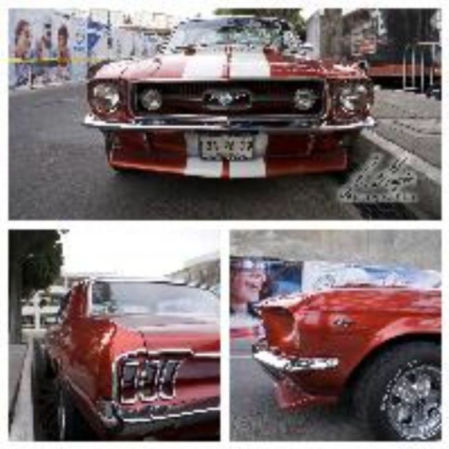 Showcar ,MundoE ,Naucalpan ,Mustang ,musclecar