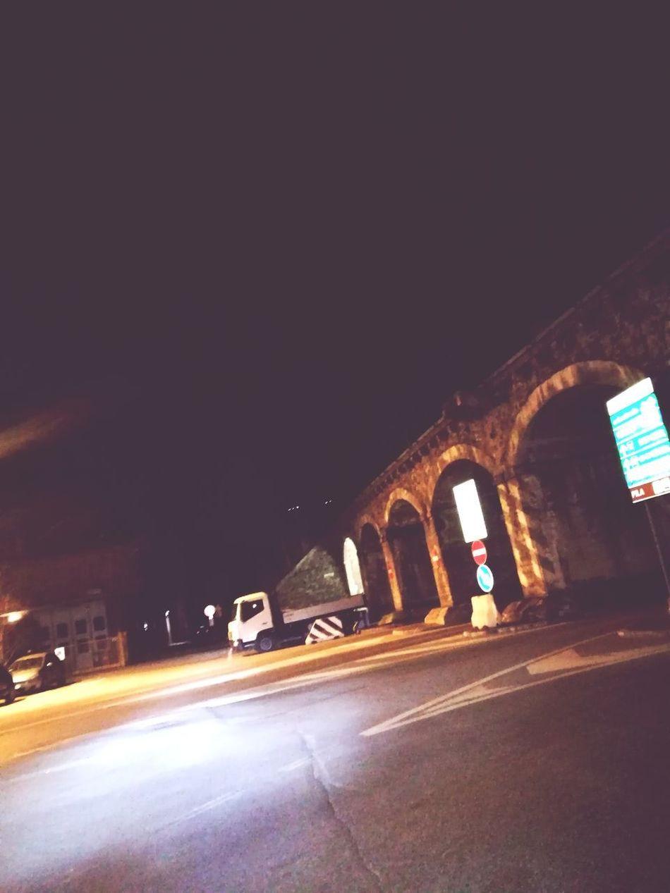 The City Light NightInTown romantown arcs First Eyeem Photo