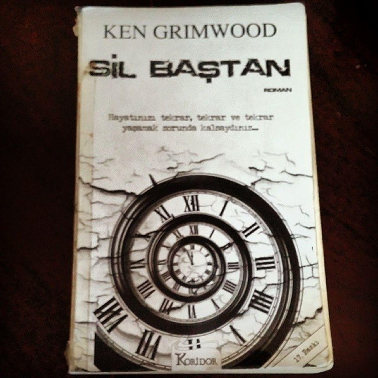 Kitap Book Silbastan Kengrimwood Roman Koridor BookLove