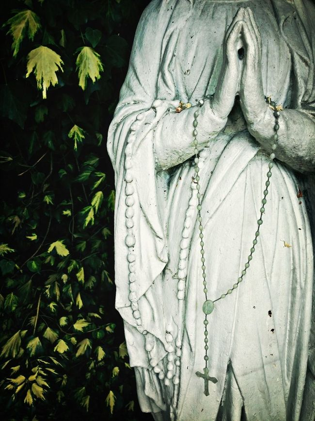You've Gotta Have Faith Statue