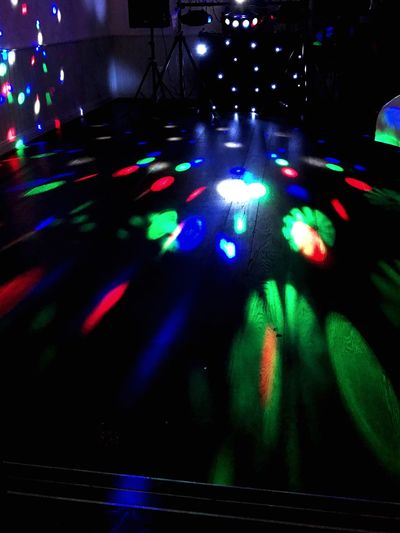 Disco Lights Disco Club Party Party Time Partying
