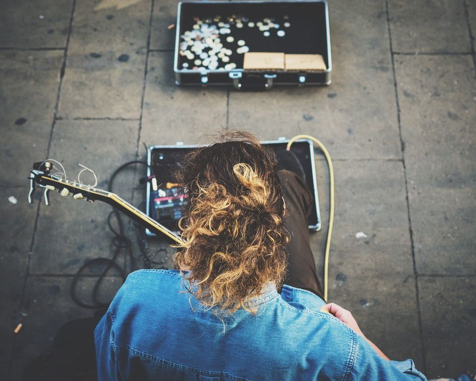 Beautiful stock photos of players, Arts Culture And Entertainment, Day, Guitar, Guitarist