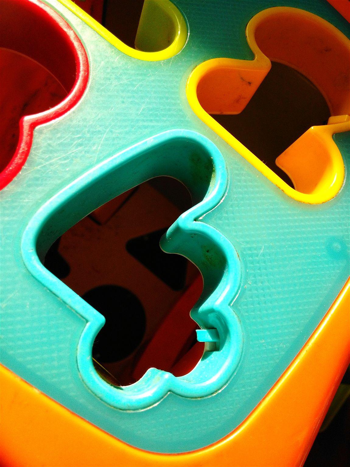Q pour Quatre Number 4 Numbers Childsplay Colorful