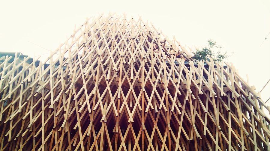 Jigoku Gumi Kumiko Shopping Architecture