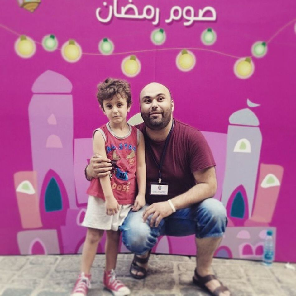 When Mohammed Jr. Visited Fanoussy Fanoussy2015 Ramadan2015 Festives